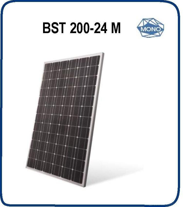 Солнечная батарея DELTA BST 200-24М 200 Ватт 24В Моно